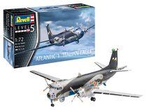 Maquette Avion : Breguet Atlantic 1 Italian Eagle - 1:72 - Revell 03845, 3845