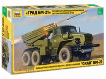 "Maquette militaire : Camion militaire BM-21 ""Grad"" - 1/35 - Zvezda 03655 3655"