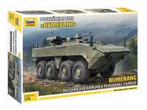 Maquette militaire : Char russe 8x8 Bumerang - 1/72 - Zvezda 05040 5040