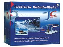 Télécabine et télésiège débrayable miniature électrique