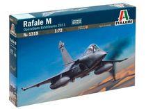 Maquette d'avion Dassault Rafale M - 1:72 - Italeri