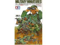 Figurines militaires : Mitrailleurs allemands  - 1/35 - Tamiya 35038