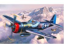 Maquette d'avion militaire : P-47 M Thunderbolt - 1:72 - Revell 3984
