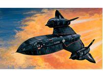 Maquette d'avion militaire : SR-71 BLACK BIRD - 1:72 - Italeri 145