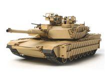 Maquette char d'assaut : US M1A2 SEP Abrams TUSK II - 1/35 - Tamiya 35326