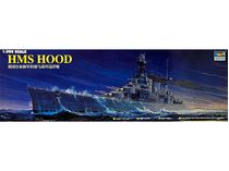 Maquette de navire de guerre : HMS HOOD - 1:350 - Trumpeter 05302