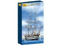 Maquette de voilier : Amerigo Vespucci - Heller 80807