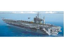 Maquette de navire militaire : U.S.S. TH. ROOSEVELT - 1:720 - Italeri 5531