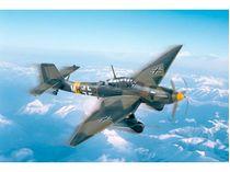 Maquette avion militaire : Junkers Ju-87G-1 Stuka - 1:72 - Hobby Boss 9580287
