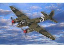 Maquette avion militaire : German Ju88 Fighter - 1:72 - Hobby Boss 80297