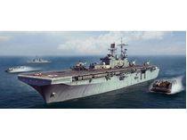 Maquette navire militaire : USS Bataan LHD-5 - 1:700 - Hobby Boss 9583406