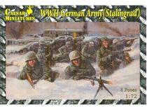 Figurines militaires : Troupes allemandes - Bataille de Stalingrad - 1:72 - Caesar HB009