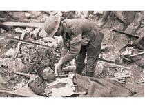 Figurines militaires : Infirmiers Britanniques - 1/72 - Zvezda 06228