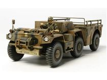 Maquette véhicule militaire : US 6x6 Cargo Truck Gama Goat - 1/35 - Tamiya 35330