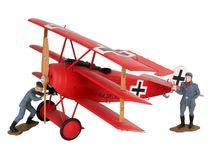 "Maquette avion militaire : Fokker Dr.I ""Richthofen"" WWI - 1:28 - Revell 04744"