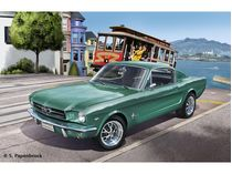 Maquette de voiture : 1965 Ford Mustang 2+2 Fastback - 1/24 - Revell 07065