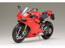 Maquette moto : Ducati 1199 Panigale S - 1:12 - Tamiya 14129