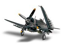 Maquette d'avion : Corsair F4-U4 - 1:48 - Revell US 15248