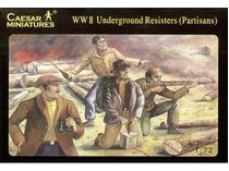 Resistants Et Partisans 2Eme G.M*** : Caesar 00006