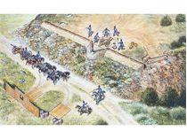 Figurines : Artillerie Française Napoléon - 1:72 - Italeri 06031
