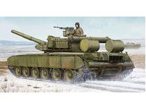 Maquette militaire : Char moyen soviétique T-80BVD - 1:35 - Trumpeter 05581