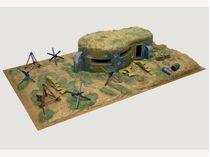 Bunkers Et Accessoires - Italeri 06070