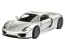 Maquette de voiture : Porsche 918 Spyder - 1/24 - Revell 07026