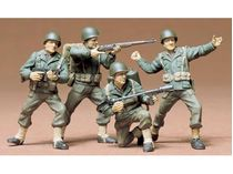 Figurines militaires : Infanterie US - 1/35 - Tamiya 35013