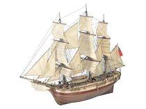H.M.S. Bounty 1783 - Artesania 22810