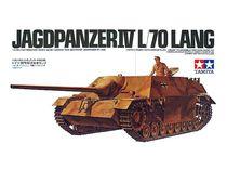Maquette char d'assaut : Jagdpanzer IV/70(V) Lang - 1/35 - Tamiya 35340