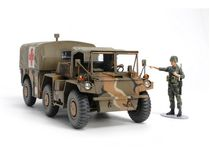 Maquette véhicule militaire : M792 Gama Goat Ambulance - 1/35 - Tamiya 35342