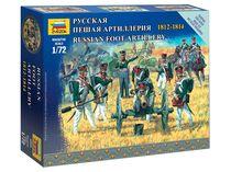Figurines soldats : Infanterie russe - 1/72 - Zvezda 06809