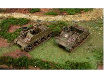 Maquettes militaires : Chars M7 Priest/Kangaroo - 1:72 - Italeri 07513