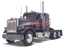 Maquette de camion : Peterbilt T359 Conventional - 1/25 - Revell 11506