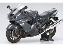 Maquette moto : Kawasaki ZZR 1400 - 1/12 - Tamiya 14111