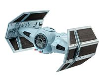 Maquette Star Wars : Model set Dark Vador TIE Fighter - Revell 63602