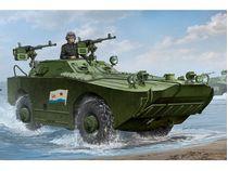 Maquette véhicule de reconnaissance amphibie 1:35 - Trumpeter 5596