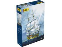 Maquette bateau : Le Superbe - 1:150 - Heller 80895