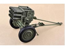 Lance Roquettes type 63 107 mm 1:6 - Trumpeter 01920