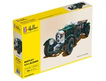 Maquette voiture Bentley Blower 4.5 - 1/24 - Heller 80722