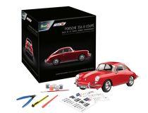 Coffret cadeau : Calendrier de l'Avent Porsche 356 - 1:16 - Revell 01029 1029
