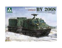Maquette militaire BANDVAGN BV 206 S - Armée française - 1:35 - Takom 2083