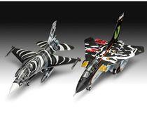 Maquette avion : Coffret Cadeau Otan Tiger Meet - 60e Anniversaire - 1:72 - Revell 05671, 5671