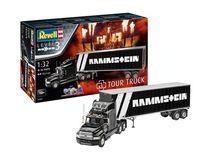 Maquette camion : Gift Set Tour Truck Rammstein - 1:32 - Revell 07658, 7658