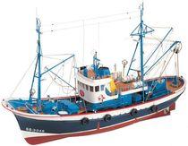 Maquette bateau bois - Artesania 20506 Chalutier Marina II