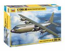 Maquette d'avion militaire : C‐130J‐30 Hercules - 1/72 - Zvezda 7324 07324