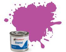 Peinture maquette enamel - Humbrol 58 - Magenta Mat - Humbrol AA0058