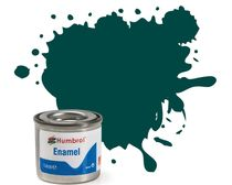 Peinture maquette enamel - Humbrol 239 - Vert Anglais Brillant - Humbrol AA0239