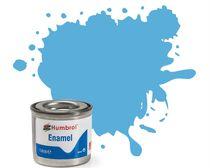 Peinture maquette enamel - Humbrol 47 - Bleu Mer Brillant - Humbrol AA0518