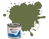 Peinture maquette enamel - Humbrol 80 Vert Prairie Mat - Humbrol AA0881